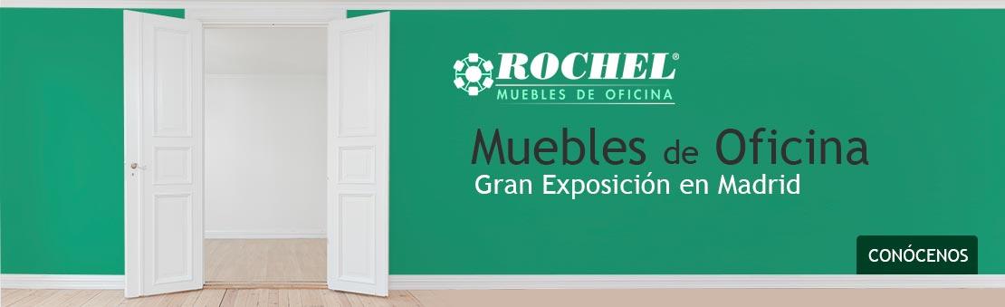 Gran Exposición de muebles de oficina en Madrid