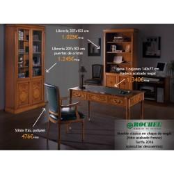 Serie muebles clásico