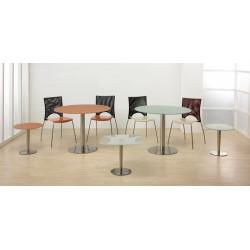 Mesa juntas serie steel for Usado cantabria muebles