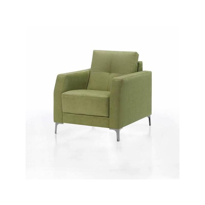 Sof 1 plaza tapizado en tela oruga verde pistacho 09 g2 - Sofa verde pistacho ...