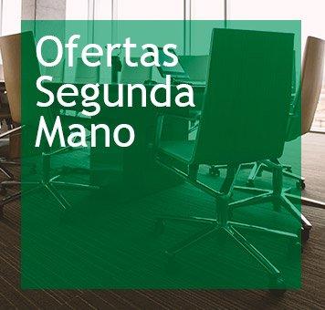 Mobiliario de oficina segunda mano